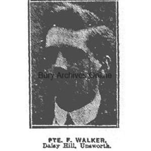 Walker, Private Fred