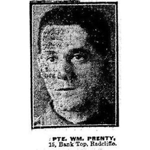Prenty, Private William