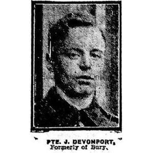 Devonport, Private John